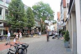 Krahnstraße in Osnabrück