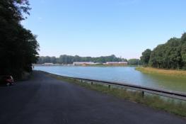 Ankunft am Dortmund-Ems-Kanal