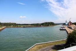 Hafen am Dortmund-Ems-Kanal in Dörenthe