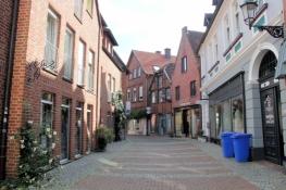 Altstadtstraße in Lüdinghausen