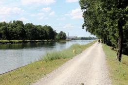 Am Rhein-Herne-Kanal bei Pöppinghausen