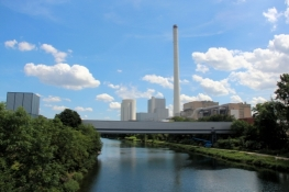 STEAG Heizkraftwerk Herne