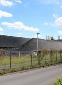 Kohlevorräte des Heizkraftwerks