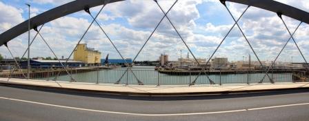 Am Industriehafen Schalke-Nord