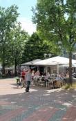 Essen-Steele, Fußgängerzone