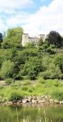 Villa am Hochufer der Ruhr