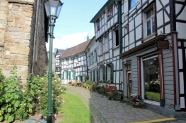 Altstadt in Hattingen