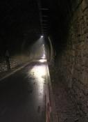 Im Tunnel Schee der Kohlenbahn