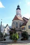 Cham, Stadtpfarrkirche St. Jakob