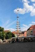 Cham, am Marktplatz