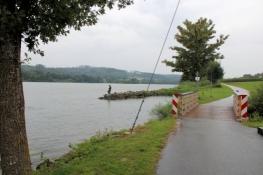 An der Donau bei Besensandbach