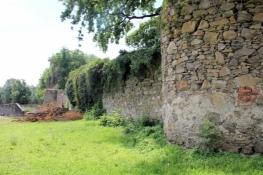 Kloster Niederaltaich, Wehrmauer