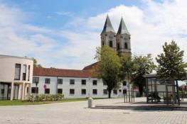 Kloster Niederaltaich, Klosterkirche