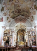 Kloster Metten, Pfarrkirche