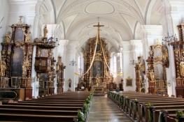 Landau, Pfarrkirche St. Maria