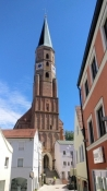 Dingolfing, Pfarrkirche St. Johannes