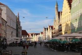 Landshut, Altstadt