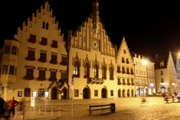 Landshut, Altes Rathaus