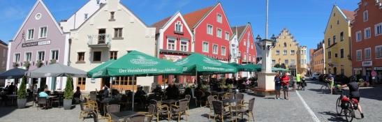 Abensberg, Stadtplatz