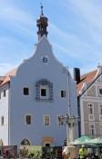 Abensberg, Haus am Stadtplatz