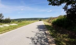 Landschaft vor Staubing