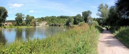 Donau bei Weltenburg