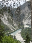 Itʹs obvious, why itʹs also called the Swiss canyon