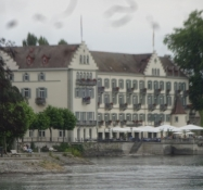 The former Dominican monastery, which today is a luxury hotel