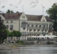 Das frühere Dominikanerkloster, das heute ein Nobelhotel ist.