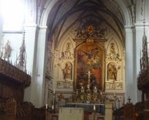 Die Vorrangigkeit des Münsters ist an seiner reichen Ausstattung erkennbar