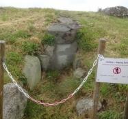 Das äußerst enttäuschende Steinzeitgrab von Kragnäs