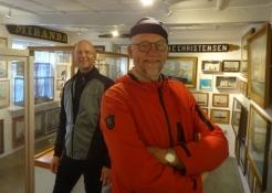 Das Seefahrtsmuseum von Marstal erklärt die maritime Vergangenheit der Stadt