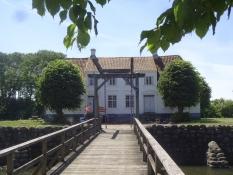 Das Gut Söbygaard ist schön restauriert, wie es im 16. Jh. aussah