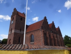 The church of Praestoe has no less than three transepts