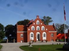 Das Gut Grimmerhus außerhalb Middelfarts beheimatet ein Keramik-Museum