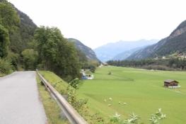 In the Inn Valley near Tschupbach