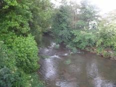 Später verließen wir die Mosel und folgten dem Nebenfluss Rupt de Mad