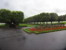 Der Amerikanische Soldatenfriedhof von Thiaucourt-Regniéville aus dem Ersten Weltkrieg