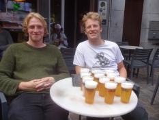 Bier ist gut. Viel Bier ist sehr gut