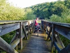 Haunebrücke bei Odensachsen