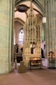 Sankt Maria zur Wiese in Soest, Sakramentshäuschen