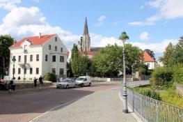 Soest, Sankt Maria zur Wiese vom Großen Teich