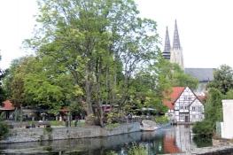 Soest, am Großen Teich