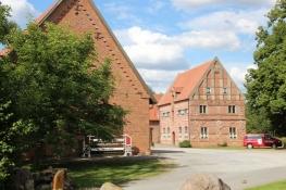 Haus Geist, Wirtschaftsgebäude