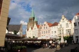 Warendorf, Marktplatz