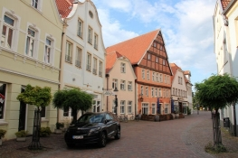 Warendorf, Emsstraße