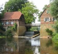 Haus Langen, Wassermühlen