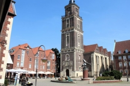 Pfarrkirche St. Lamberti in Coesfeld