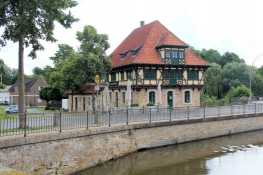 Burgsteinfurt, Schlossmühle
