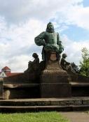 Burgsteinfurt, Graf-Arnold-Denkmal